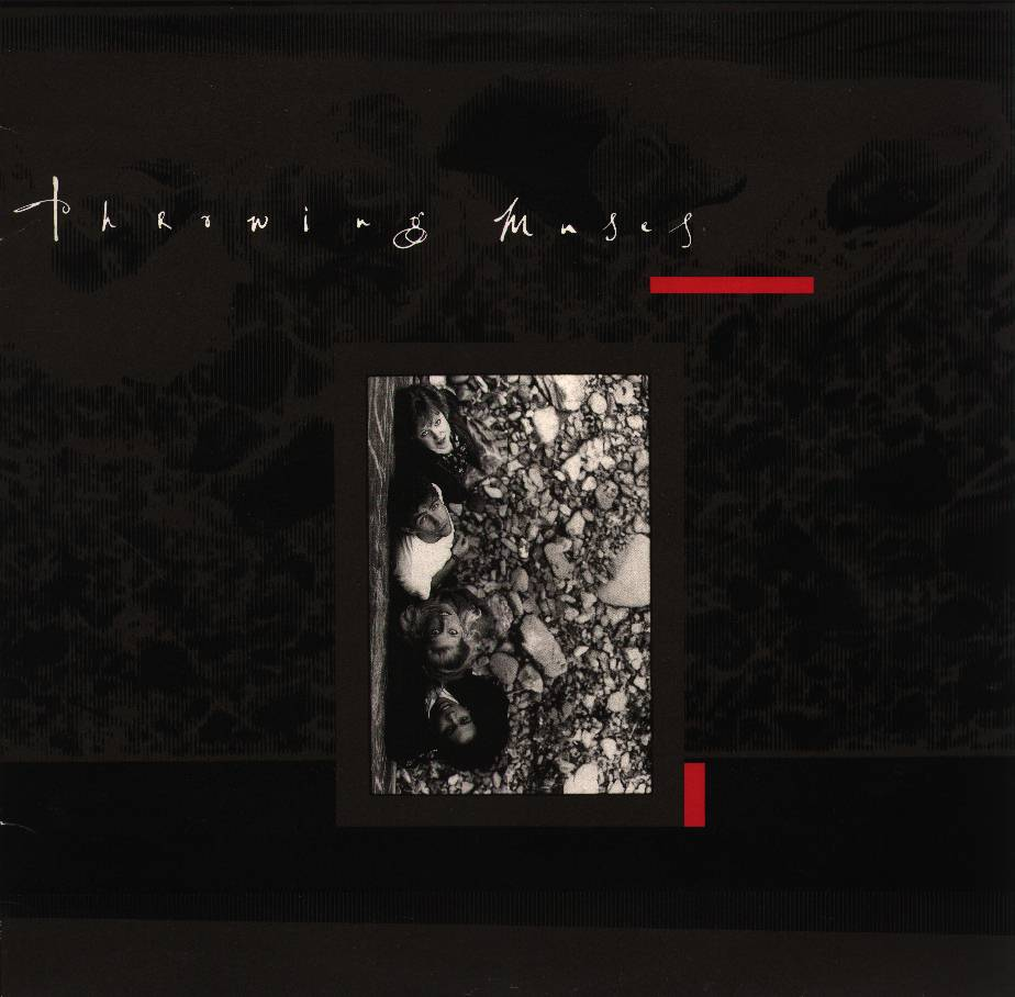 Throwing Muses Album Scans